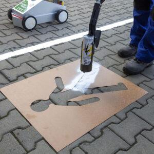 kit dime per segnaletica parcheggio