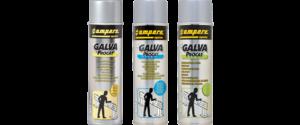 cold galvanization spray galva procat