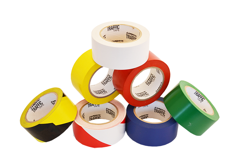Floor marking tape pyramid Serie 1