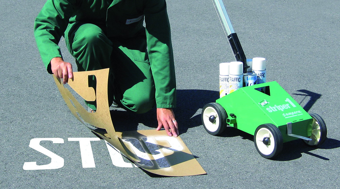 use-road-marking-stencils
