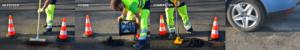 Gebrauchsanweisung Traffic Asphalt