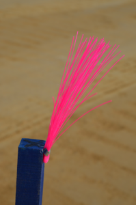 fluo stake marker