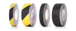 Anti-slip floor marking tape - Ampere Safety Tape