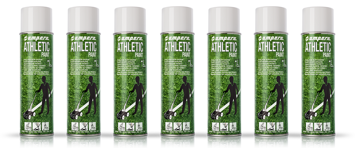 Sportplatzmarkierfarbe – AMPERE ATHLETIC PAINT