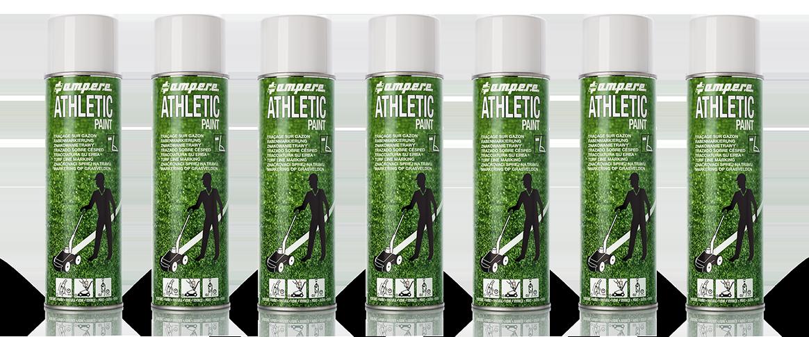Vernice per campi sportivi aerosol – AMPERE ATHLETIC PAINT