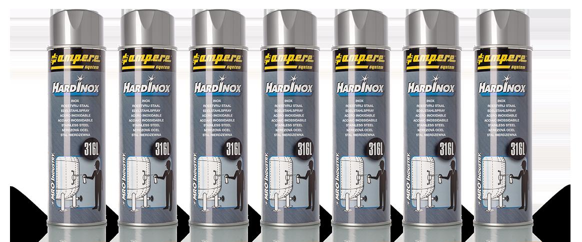 Inox 316 paint HARDINOX