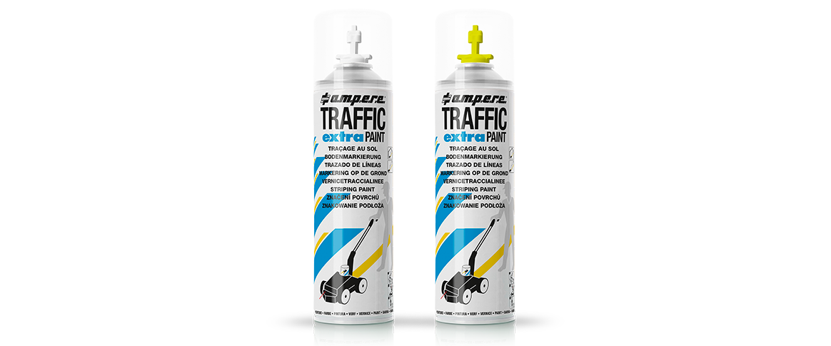 ampere traffic extra paint farba