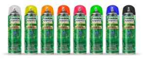 spray per marcatura verticale